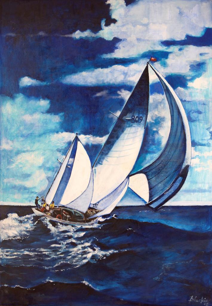 sailing web